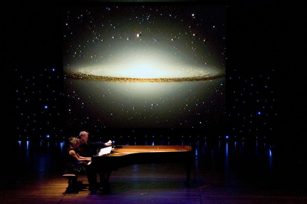 Astro-music: Keys to the Stars